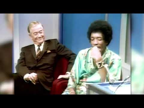 Jimi Hendrix answers question, who's the best guitarist!