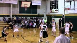 shs 2012 cyo boys basketball tournament st agnes sacred heart vs st alphonsus