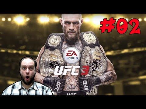 Trying Conor McGregor And Tony Ferguson - EA Sports UFC 3 Beta - Gameplay [#02]