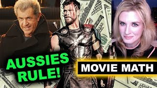 Box Office for Daddy's Home 2, Thor Ragnarok Best MCU Hold EVER!