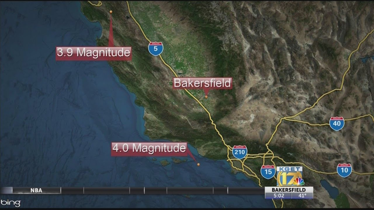 Earthquake rattles the residents of Los Banos, but no damage ...