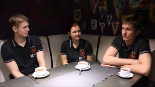 Прямое интервью - Павел Андреев и Виктор Фурцев