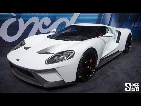 Best Cars of Geneva - Chiron, Centenario, Huayra BC, DB11, GTC4Lusso, 570GT, 911R