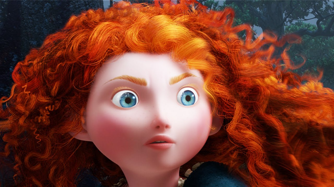 brave trailer pixar 2012 official