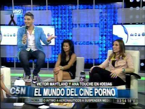 C5N - DE0A6: EL MUNDO DEL CINE PORNO