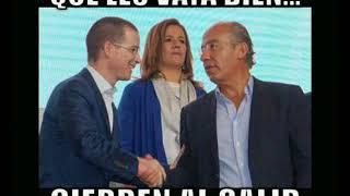 "Le ""llueven"" a Calderón insultos y ""memes"" tras pedir firmas para Zavala"