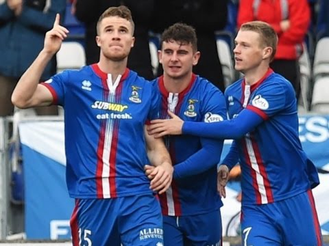 Inverness Caledonian Thistle - All Goals in 2014