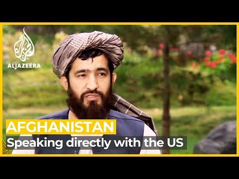 Taliban foreign affairs spokesman denounced US drone operations   al Jazeera Exclusive