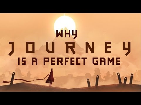 Journey - The Artistry of Game Design