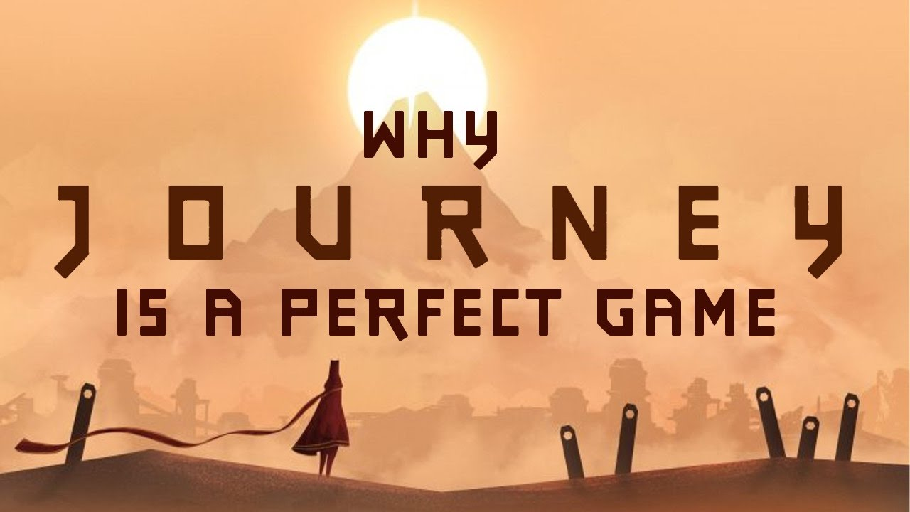 Journey The Artistry Of Game Design Reviewanalysis