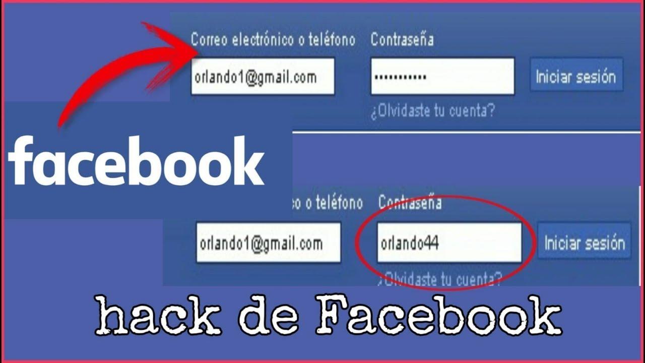 Como recuperar cuenta de facebook desde tu celular o pc