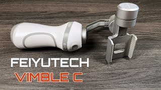 FeiyuTech Vimble C Review | Sample Footage