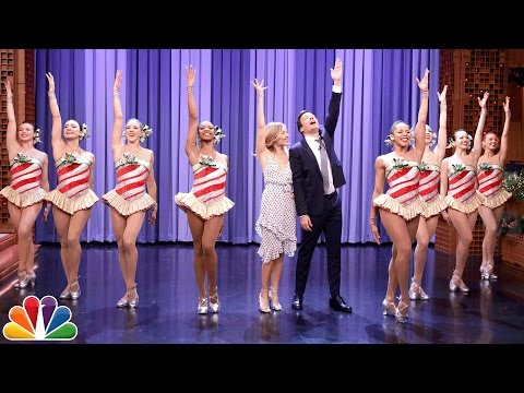 Ramen Challenge with Sienna Miller Plus Rockettes Surprise