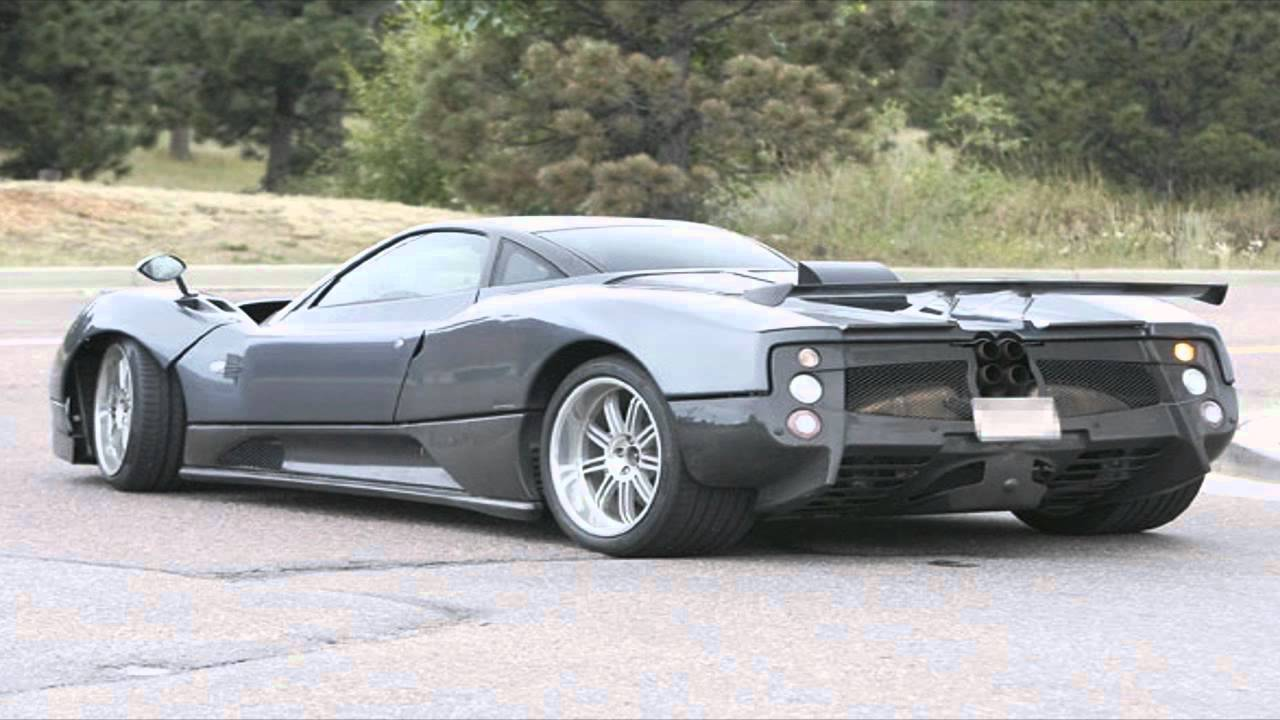 Top 5 Most Exclusive and Expensive Cars + Acceleration 2011/2012