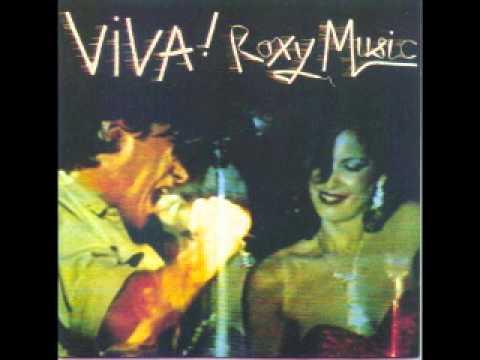 Roxy Music - In Every Dream Home A Heartache (live)