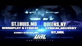 Smack / URL Presents DNA vs Yung ILL | URLTV