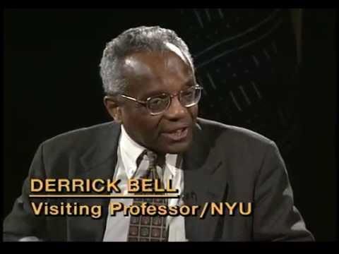 African American Legends: Derrick Bell, New York University