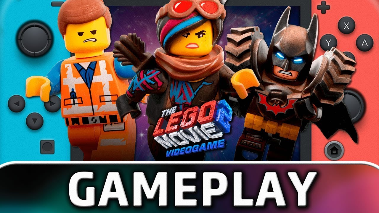 Check Out The First 40 Minutes Of The Lego Movie 2 Videogame On Switch Nintendosoup