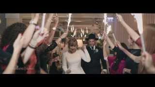 Jewish Wedding Video - Bashy & Shalom Rice nee Klyne - October 2013