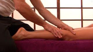 Massage des jambes - Comment masser les jambes - Massage jambes lourdes