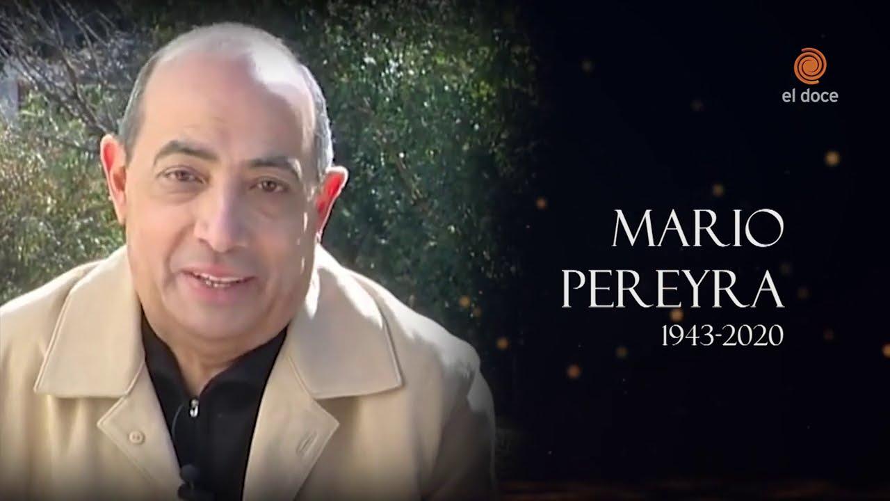 Adiós a un gigante: Mario Pereyra, una vida en la radio