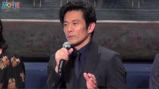 2015年7月9日、都内で日本・トルコ合作映画『海難1890』のクランクアッ...