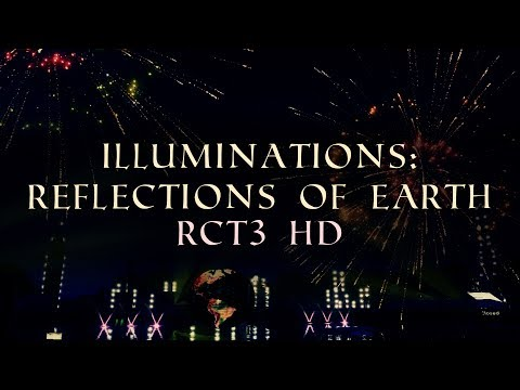 IllumiNations: Reflections of Earth (Recreation) - RCT3 HD