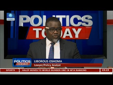Baru's Response To NNPC Corruption Allegations Not Sufficient - Lawyer Pt 2 | Politics Today |