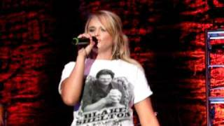 Blake Shelton - Miranda Lambert - Draggin the River Live