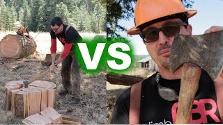 Who Builds The Best Splitting Axe? You