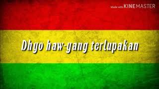 Download LIRIK LAGU REGGAE DHYO HAW-YANG TERLUPAKAN