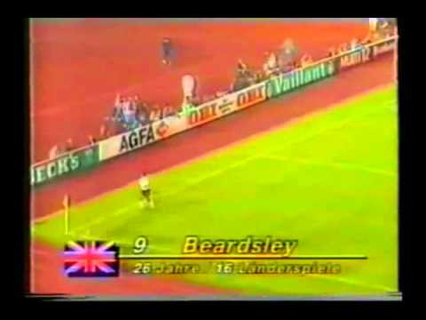 Friendly Match 1987: West Germany x England