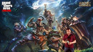 Новости Игр [GGNEWS] | ОГРАБЛЕНИЕ В GTA Online | НОВОЕ ПОДРАЗДЕЛЕНИЕ Riot Games