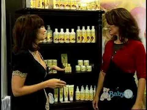 BabyTV.com Presents Nature's Baby Organics, Natural Skincare