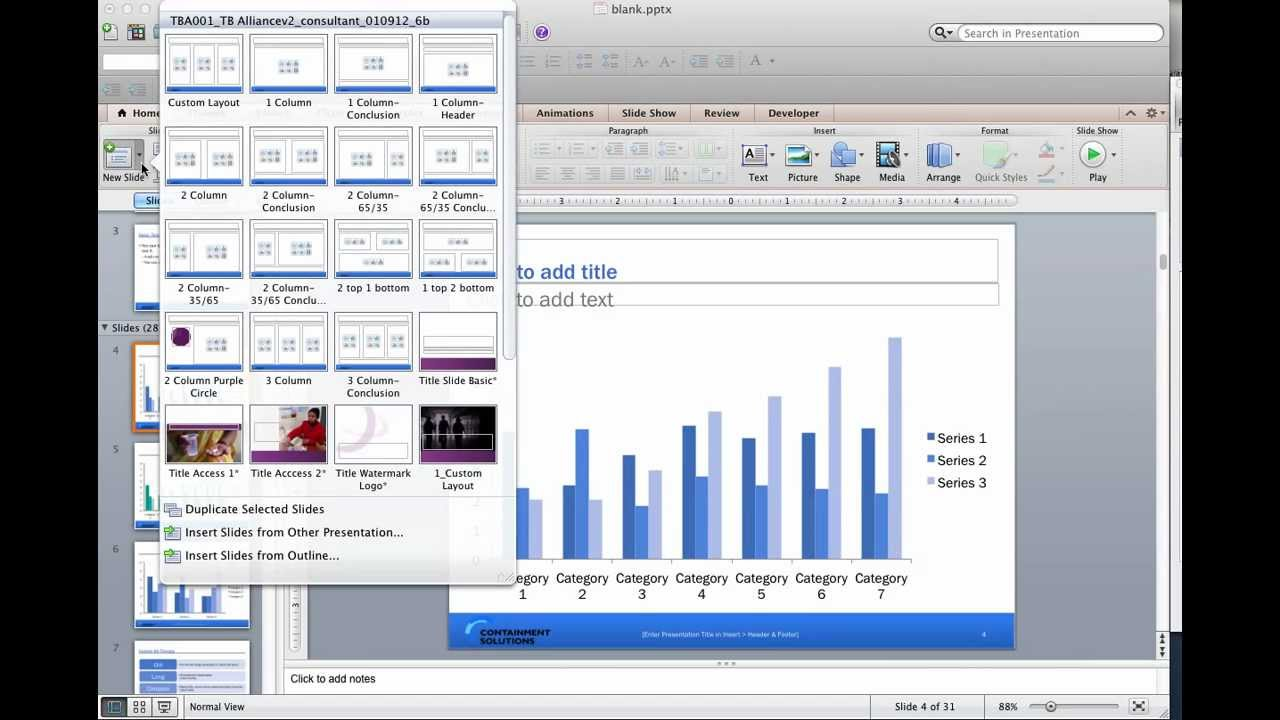 How to use master slides demostration in powerpoint 2011 for mac how to use master slides demostration in powerpoint 2011 for mac nyim training tutorial toneelgroepblik Image collections