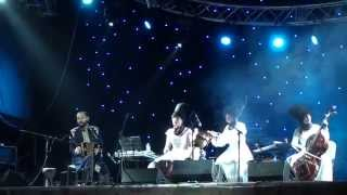 01 Sho z pid duba - DakhaBrakha, Koktebel Jazz Fest 2014