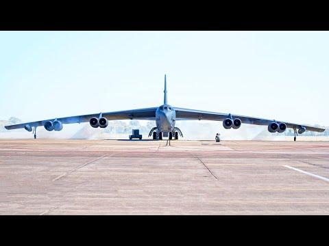 B-52 Stratofortress Take