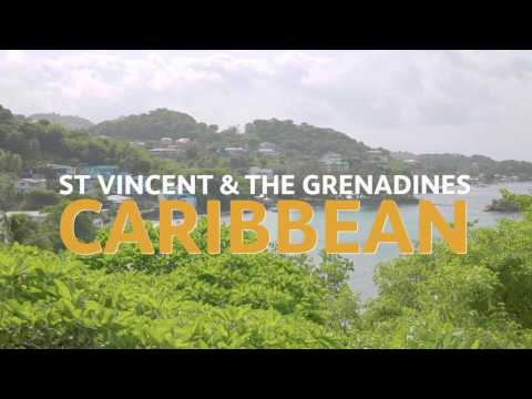 The Queen's Baton visits St Vincent and the Grenadines