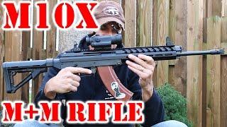 M10x AK47 Hybrid Rifle - First Contact