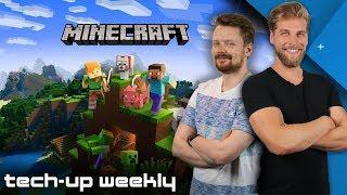 Minecraft kostenlos | Radeon RX 3080 XT | Mega-Fail bei GOT - Tech up Weekly #154