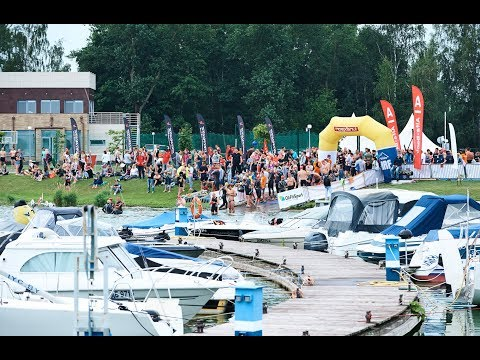 видео: Alfa-Bank Minsk Triathlon 2018