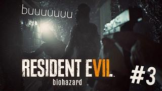 CZARNI atakujo! - Resident Evil 7 #3