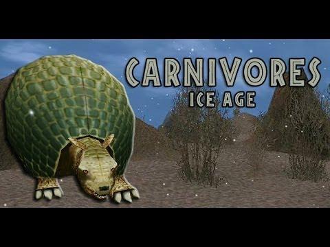 Carnivores: Ice Age - Doedicurus (Part 5) - YouTube