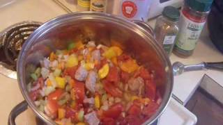 A Healthy Venison Chili