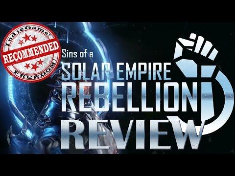 Sins of a Solar Empire: Rebellion - Review (Ironclad Games | Stardock Entertainment)