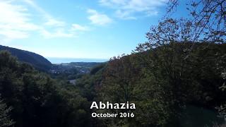 видео Абхазия: Гагра, Сухум, Пицунда и Новый Афон