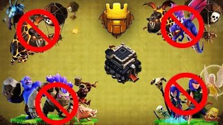 2018 Anti 3 star TH9 base in clash of clans.