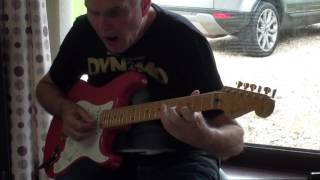 A Whole new world. Hank Marvin Cover from Disney