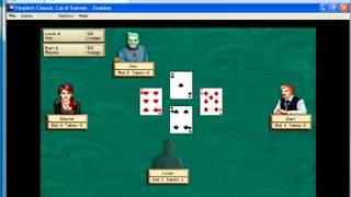 Hoyle Classic Card Games 1997 - Spades