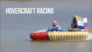 Ready, steady blow - Hovercraft racing